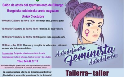Taller Autodefensa Feminista