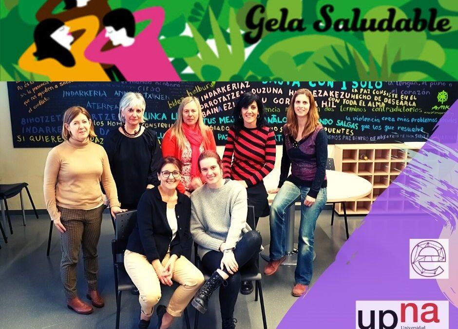 Finalizado el Taller de Autodefensa Feminista para el personal PAS de la Universidad Pública de Navarra